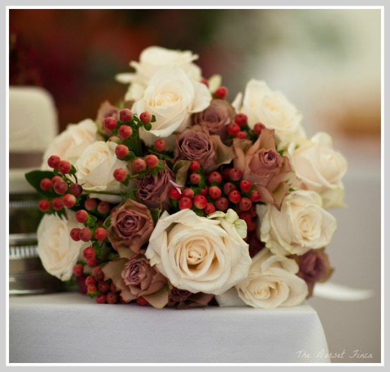 Dorset Finca Wedding Bouquet