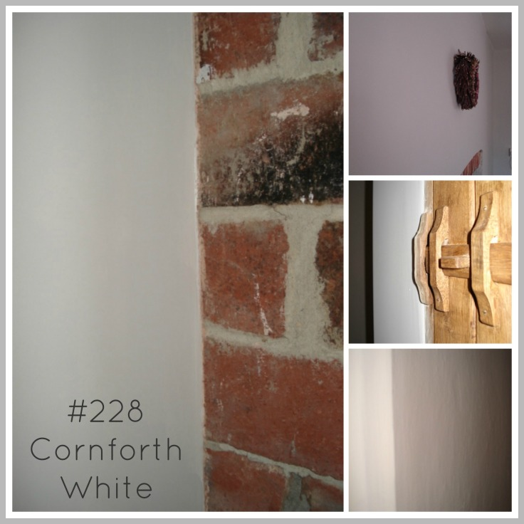 cornforth white