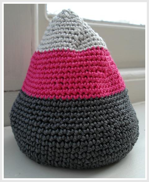 crochet doorstop