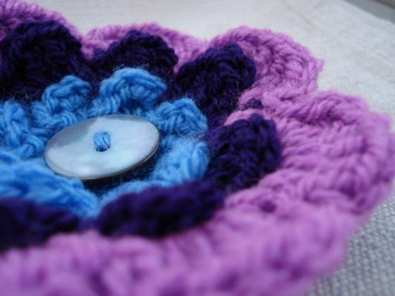 alternative crochet poppy free pattern