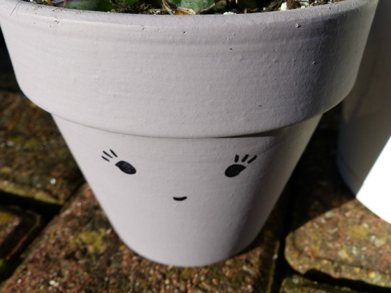 painted pot face1