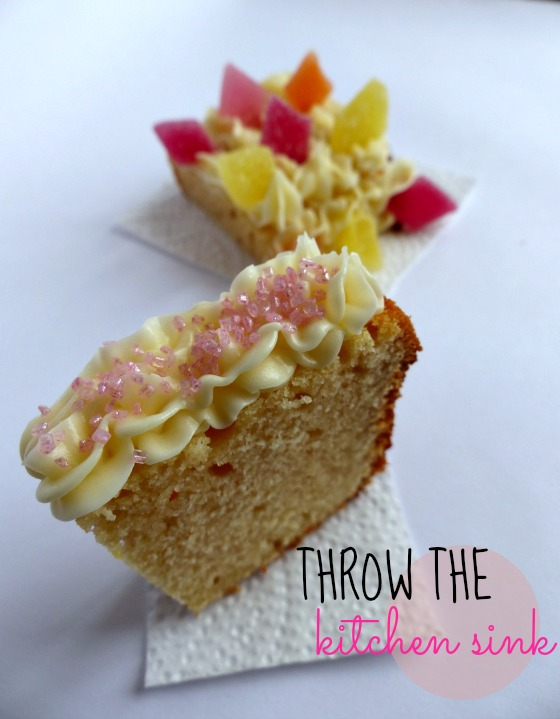four ways to transform an ordinary looking loaf cake the