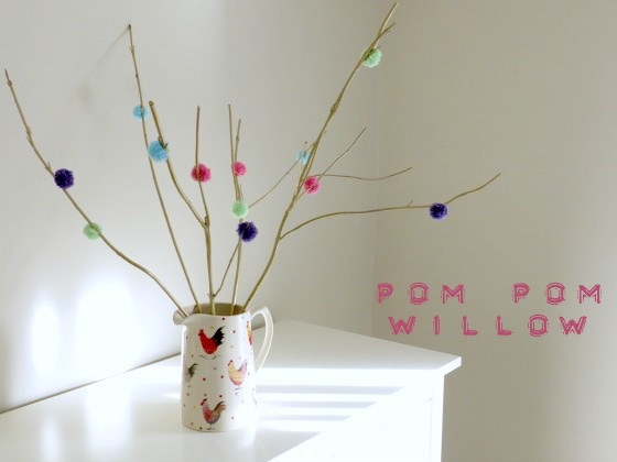 Pom pom willow
