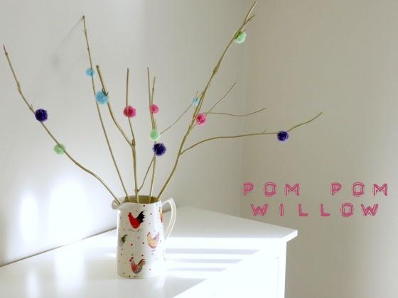 Pom pom willow
