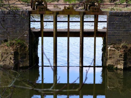 river gates