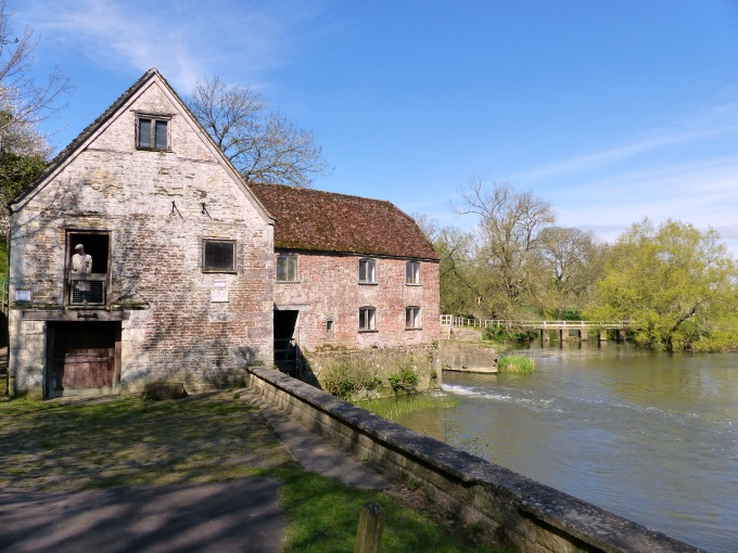 Sturminster Newton Mill Dorset 137kB