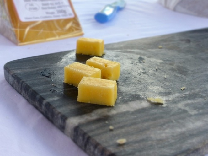 Cheese from Chalke Valley Cheese