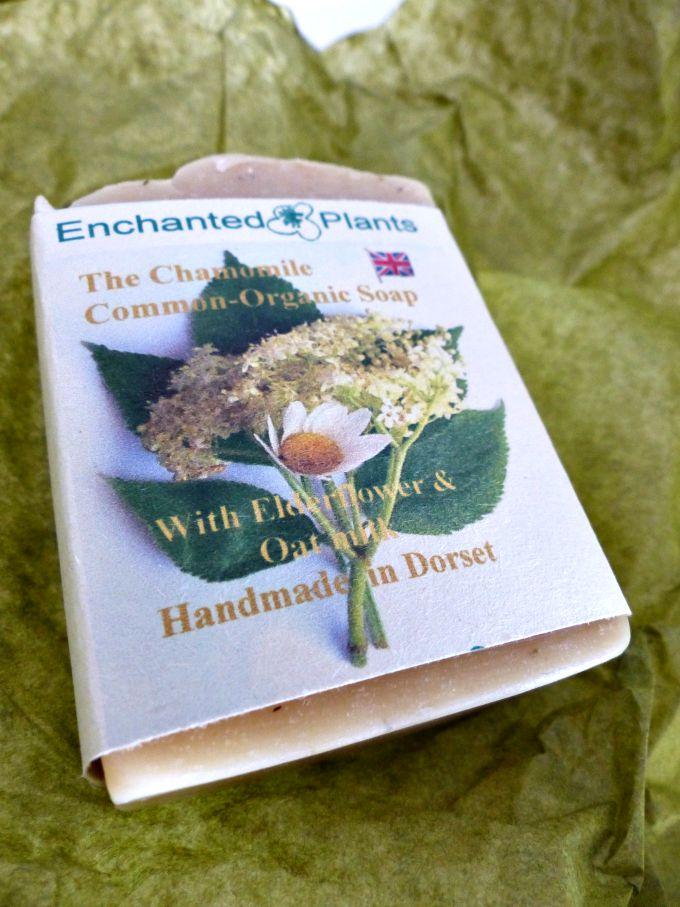Enchanted Plants Chamomile Soap