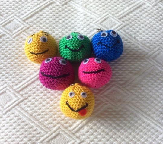 crochet emojis