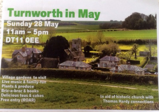 Turnworth in May