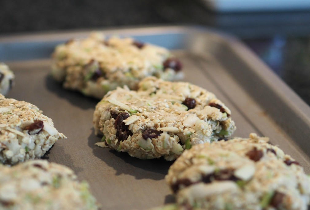 healthy cookies refined sugar free
