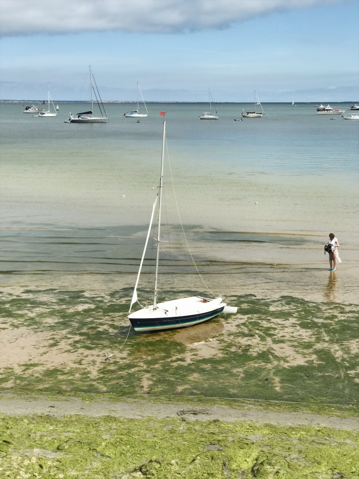 boat-anchored
